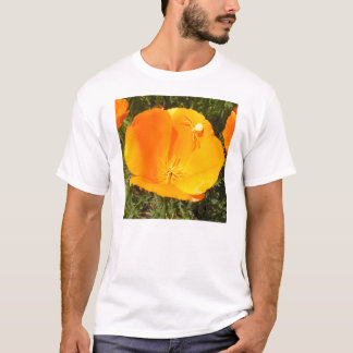 California Poppy Flower T-Shirt