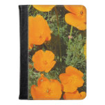 California Poppy Kindle Case