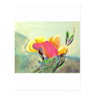 California Poppy Postcards