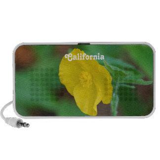 California Poppy Speaker System