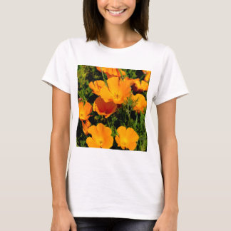 """California Poppy"" T-Shirt"