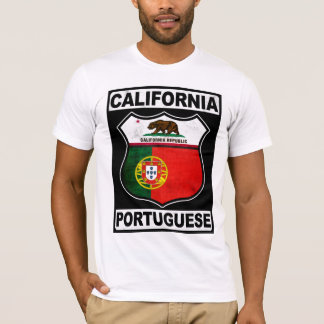 California Portuguese American T-Shirt