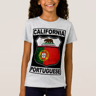 California Portuguese American Tee