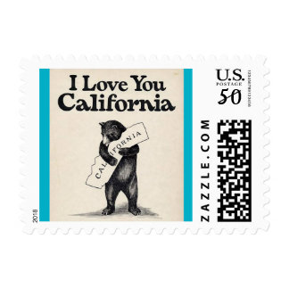 California Postage Stamps