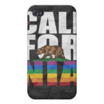 CALIFORNIA PRIDE -.png Cover For iPhone 4