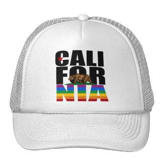 CALIFORNIA PRIDE -.png Trucker Hat