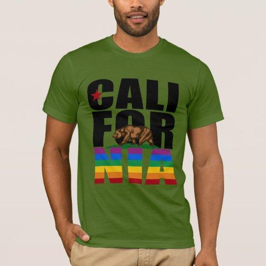 CALIFORNIA PRIDE -.png T-Shirt