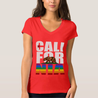 CALIFORNIA PRIDE WHITE T-Shirt