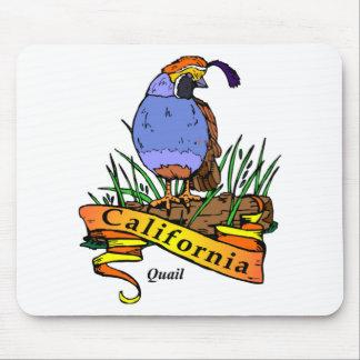 California Quali Mouse Pad
