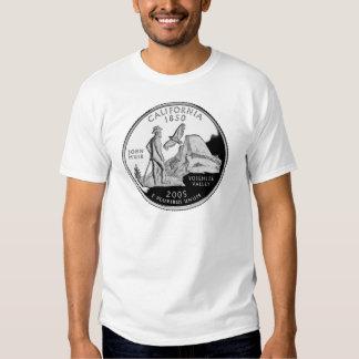 California Quarter T-shirt