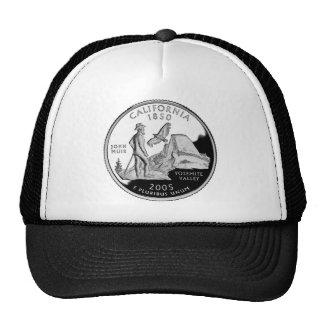 California Quarter Trucker Hat
