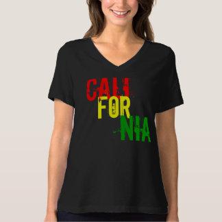 California Rasta Camisas