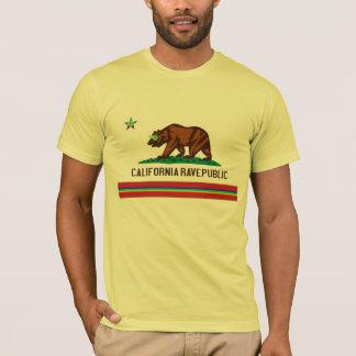 California Rave Flag T-Shirt