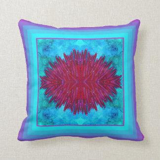 California Red Sea-urchin Pillow