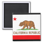 CALIFORNIA REFRIGERATOR MAGNET