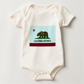 California Republic Baby Bodysuit