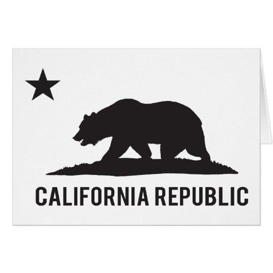 California Republic - Basic Card