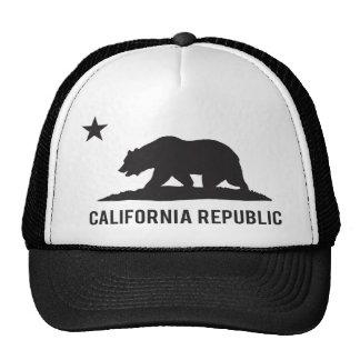 California Republic - Basic Trucker Hat