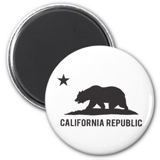 California Republic - Basic Magnet