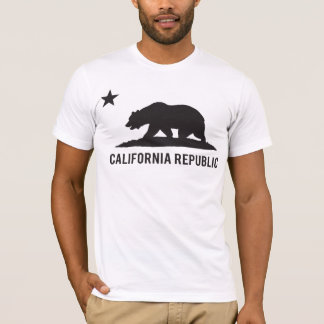 California Republic - Basic T-Shirt
