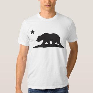 California Republic Bear - Black Shirt
