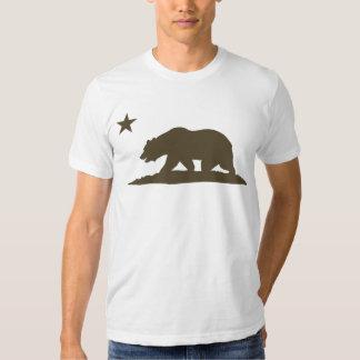 California Republic Bear - Brown Shirts
