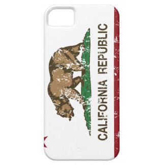 California Republic Bear Flag iPhone 5 Cases