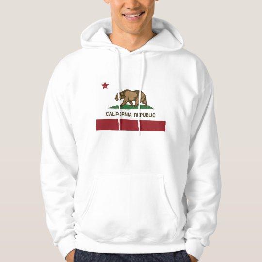 2a744dd45 California Republic Bear Flag Hoodie   Zazzle.com