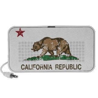 California Republic Bear Flag Speaker