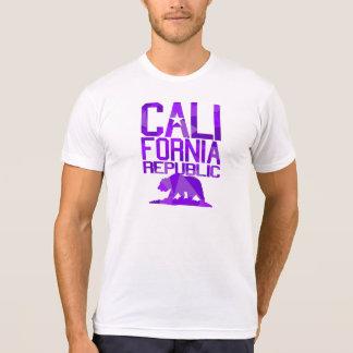 California Republic Bear (juicy purple version) T-Shirt