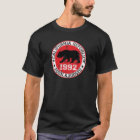 california republic born raised 1992 T-Shirt