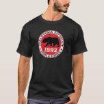 california republic born raised 1992 T-Shirt