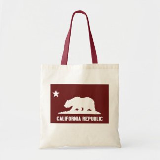 California Republic Budget Tote Bag