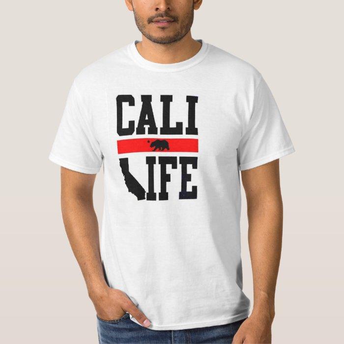 california republic cali life california grown T-Shirt