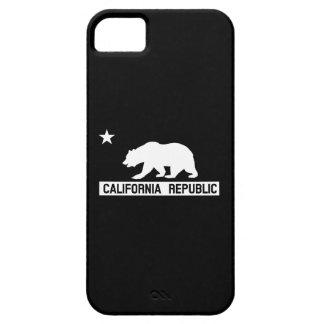 California Republic iPhone 5 Covers