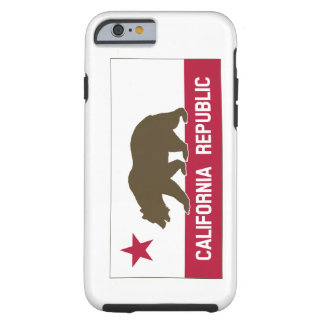 California Republic Tough iPhone 6 Case