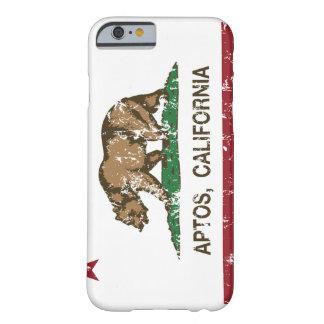 California REpublic Flag Aptos Barely There iPhone 6 Case