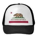 California Republic Flag - Color Trucker Hat