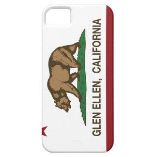 California Republic Flag Glen Ellen iPhone 5 Cover