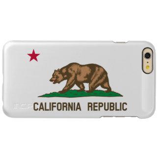 California Republic Flag Incipio Feather® Shine iPhone 6 Plus Case