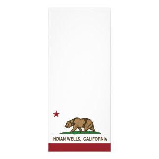 California Republic Flag Indian Wells Announcement