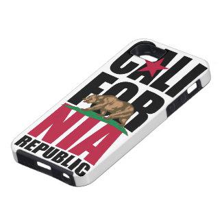 California Republic Flag iPhone 5 Case
