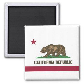 California Republic Flag magnet