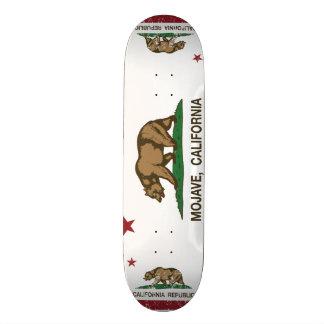 California Republic Flag Mojave Custom Skateboard