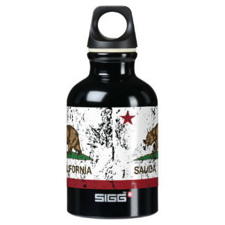 California Republic Flag Salida SIGG Traveler 0.3L Water Bottle