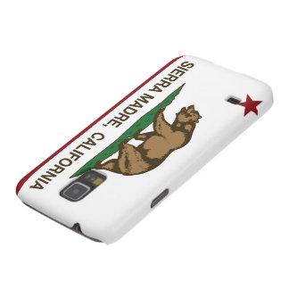 California Republic Flag Sierra Madre Cases For Galaxy S5
