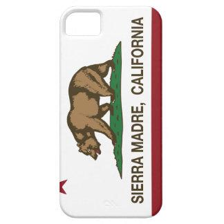 California Republic Flag Sierra Madre iPhone 5 Covers