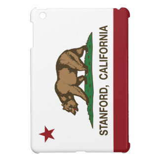 California Republic Flag Stanford iPad Mini Covers