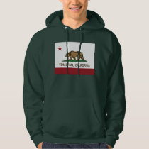 California Republic FlagTehachapi Hoodie
