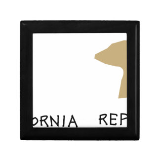 california republic gift box